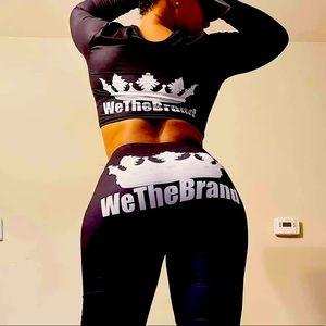 WeTheBrand 2 Piece Set